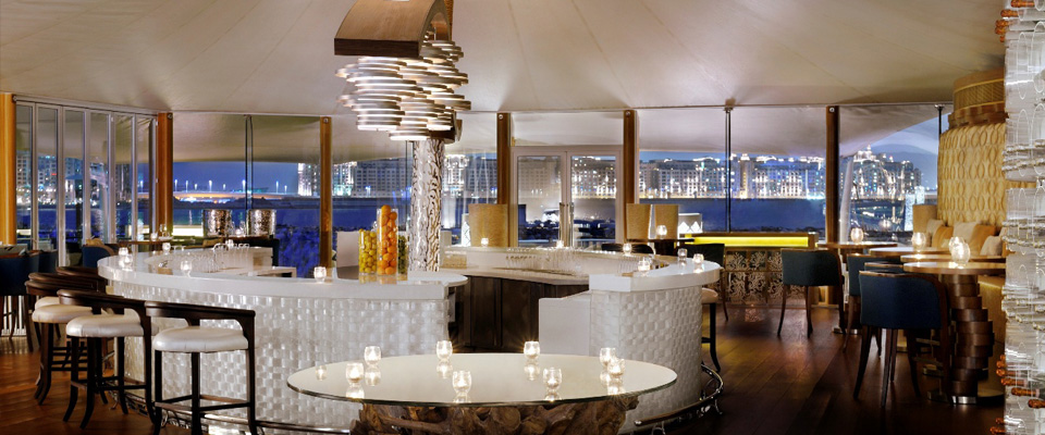 Top 10 romantic restaurants in dubai for Best romantic hotels in dubai