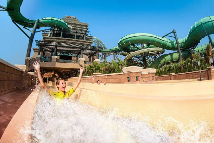 Aquaventure Waterpark Dubai's Best Water Park