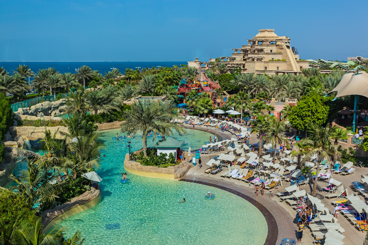 Aquaventure Waterpark Dubai's Best Water Park