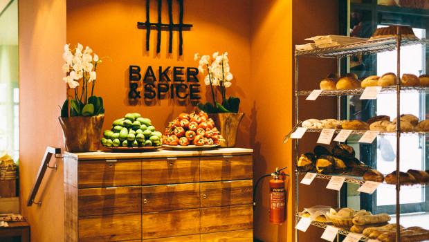 Baker & Spice Dubai