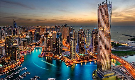 Dubai wins a Best Destinations in the World