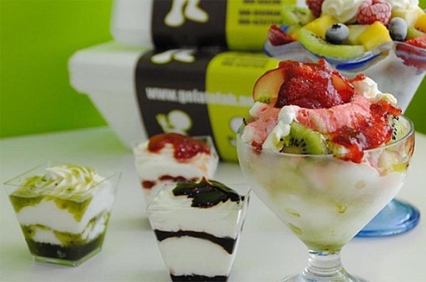 Ice Cream In Dubai