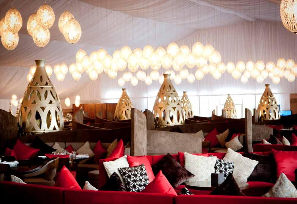 Asateer Tent