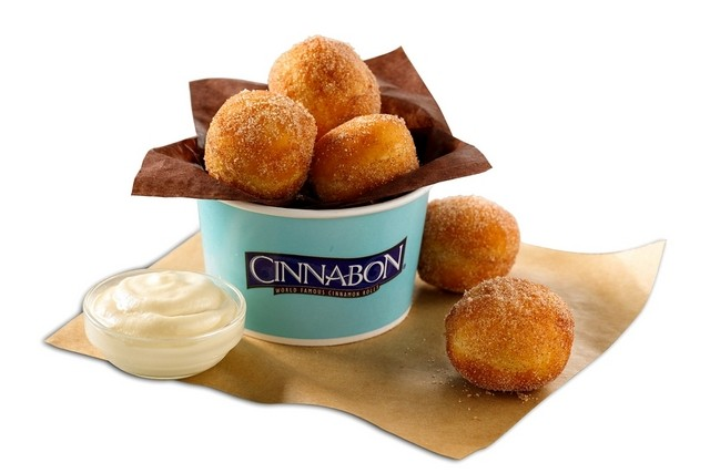 CinnaSweeties now available at Cinnabon