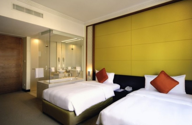 Vida downtown dubai a bright star in mohammed bin rashid for Vida boutique hotel dubai