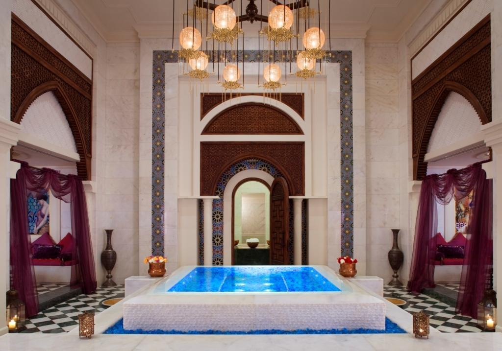 Talise Spa  Jumeirah Zabeel Saray