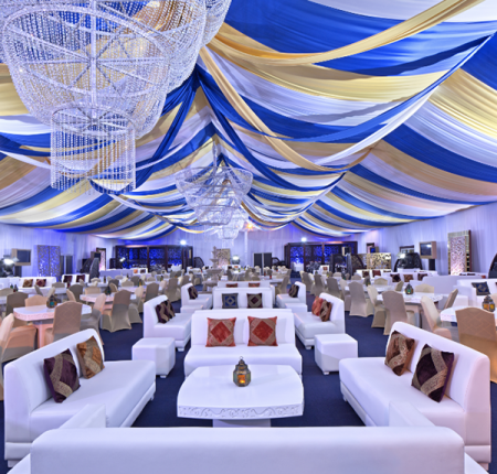 Laylati Tent in Grand Hyatt Dubai