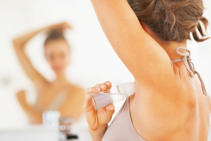 How To Get Rid Of Underarm Odor Naturally