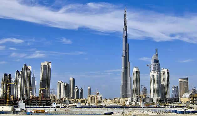 The Best Tourist Activities In Dubai