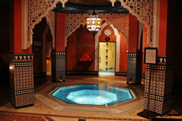Al Asalla Spa at Dubai Ladies Club