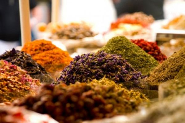 Dubai Spice Souk flavors and cultures