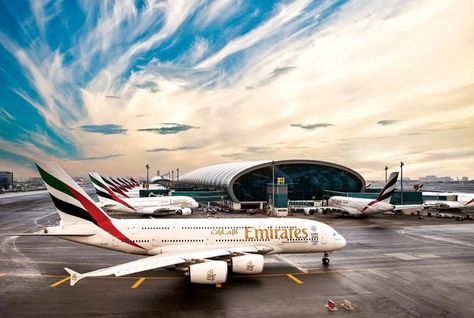 Emirates Airline offers free Wi-Fi in 106 of its planes