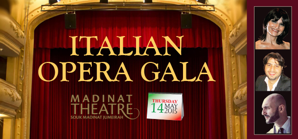 Italian Concert Opera Gala