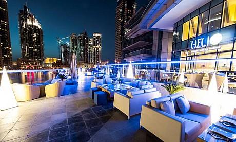 Helio Tent Dubai Marina