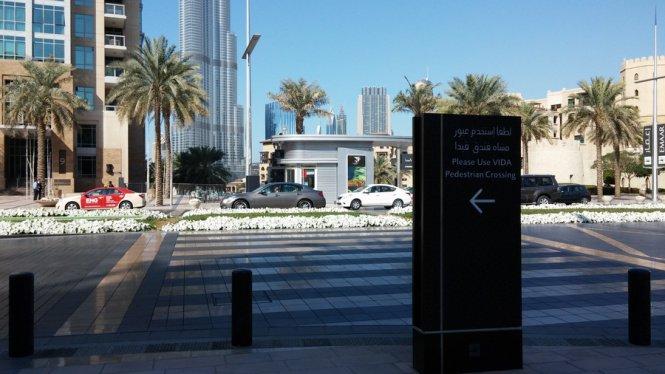 Mohammed Bin Rashid Boulevard