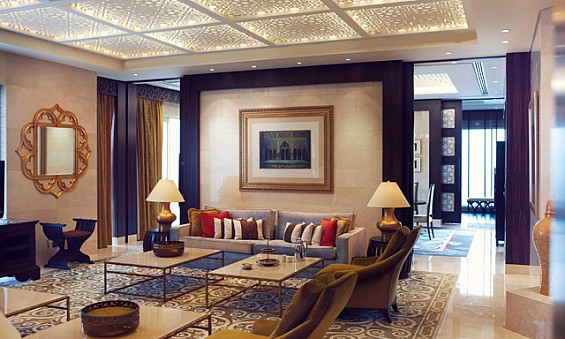 Royal Suites - Raffles Dubai