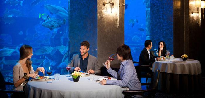 Ossiano Restaurant Atlantis