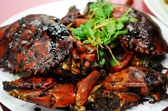 Peppercrab (in Grand Hyatt Dubai)
