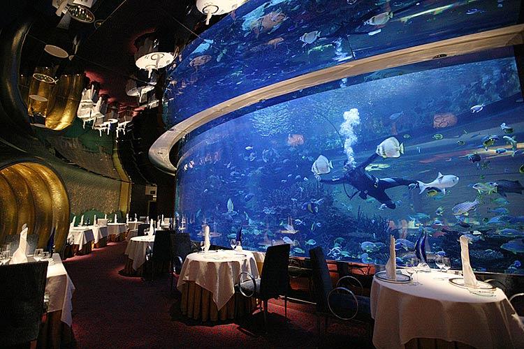 Top 10 Seafood Restaurants In Dubai