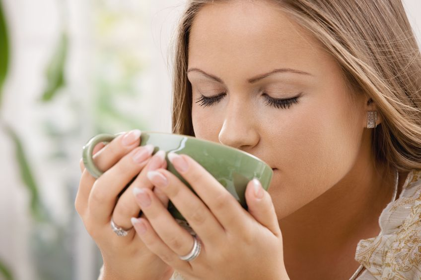 Reduce the intake of caffeine drinks