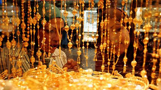 gold Souq in Dubai