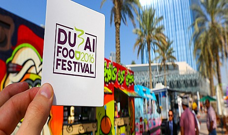 Dubai Food Festival 2016