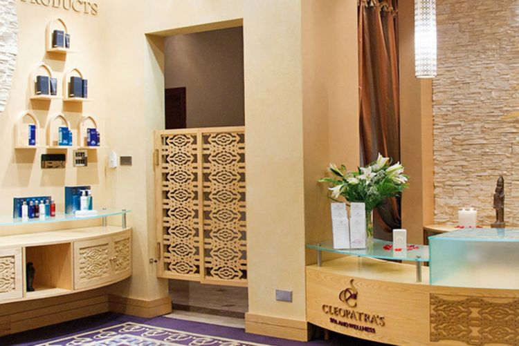 Cleopatra's Spa and Wellness