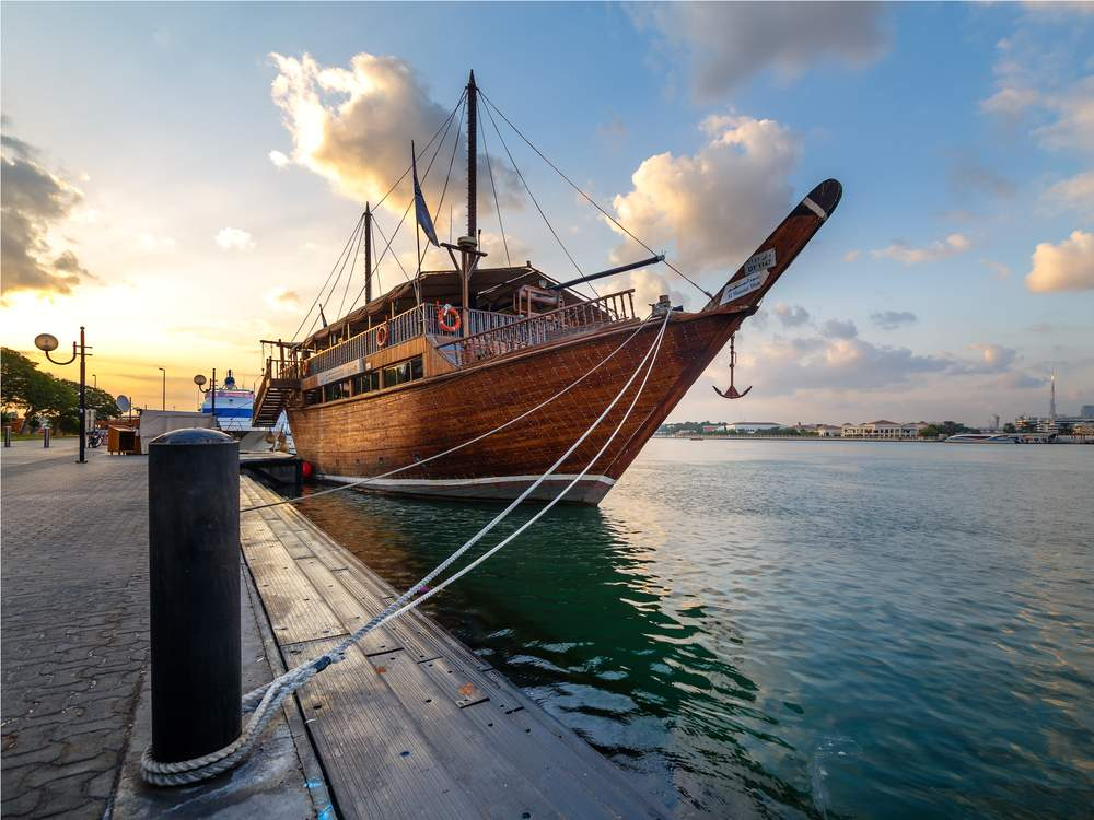 Dubai Creek Dinner Cruises