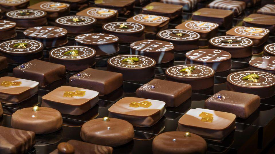 Boulgarry - Il Cioccolato