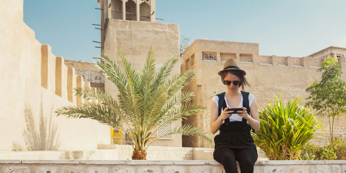Applications that make life easier for you in Dubai
