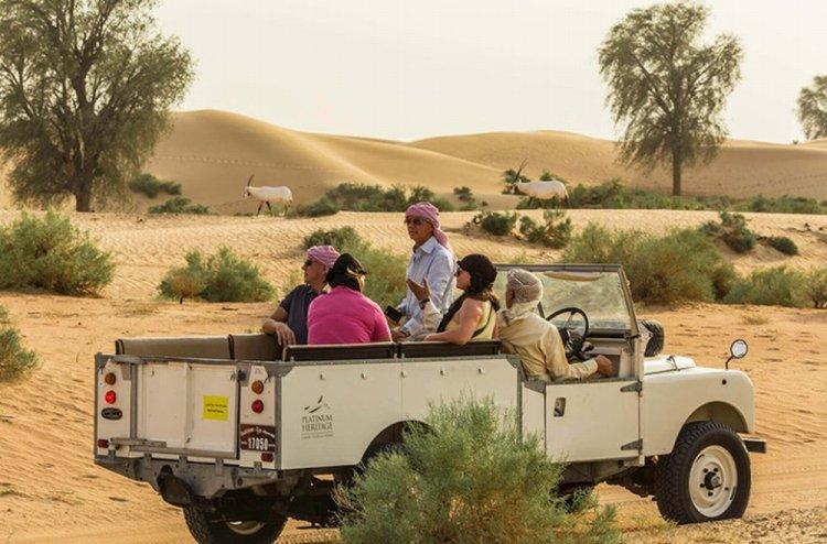 Safari Dubai .. Heritage lifestyle
